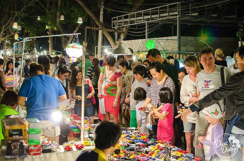 พาเที่ยว Cicada Market หัวหิน