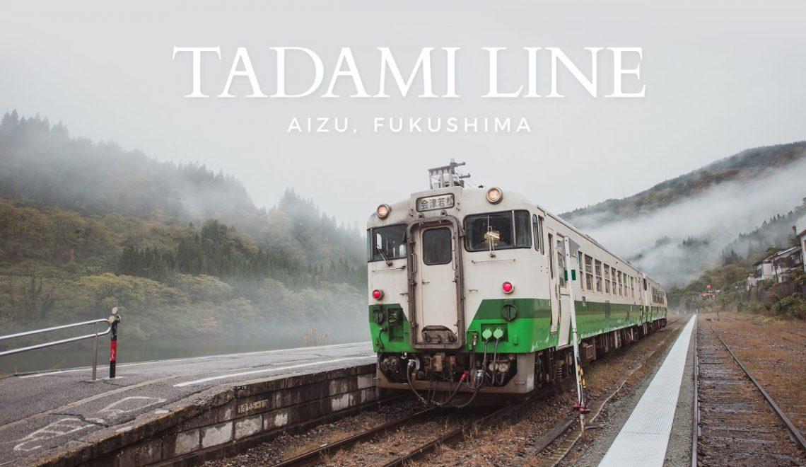 เที่ยวไปบนเส้นทาง Tadami Line ใน 1 วัน